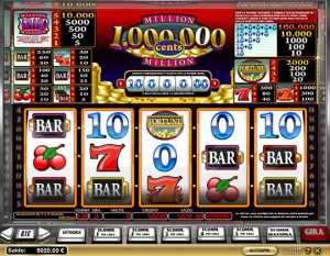 playing slot machine Germany gambling odds real money